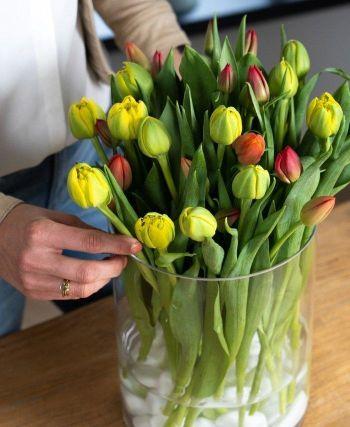 DIY 2 - Fleur je woning op en maak  je vaas op een originele manier op.